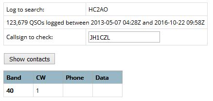HC2AO - Ecuador