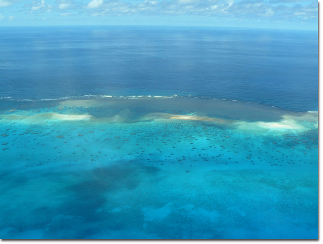 VK9MAV - Marion Reef/Diamond Islets, Australia