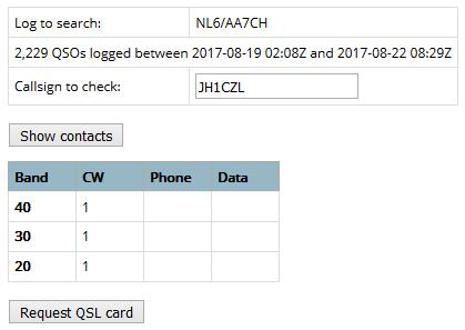 NL6/AA7CH - Alaska (IOTA NA-157)