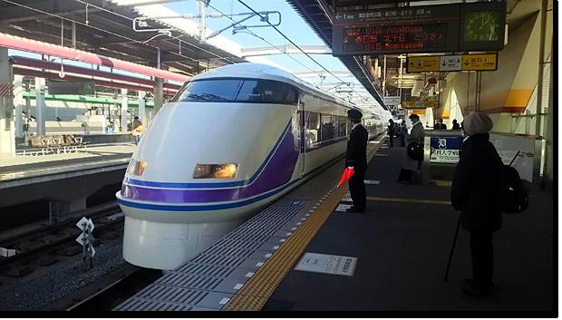 東武線特急