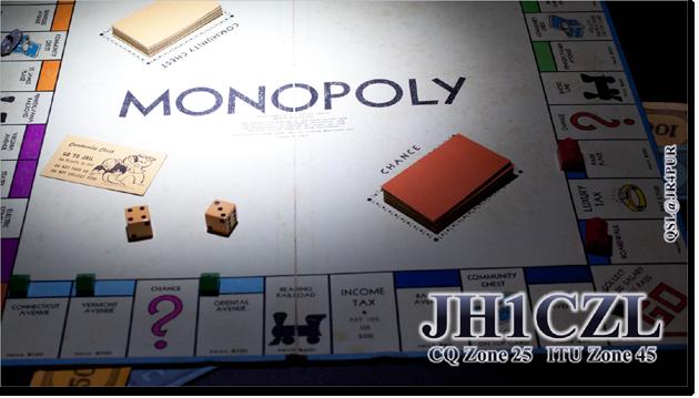 QSL@JR4PUR #033 - Monopoly