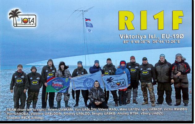 RI1F - Franz Josef Land