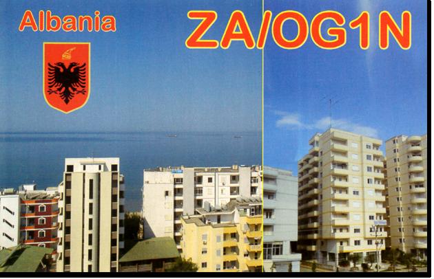 ZA/OG1N - Albania